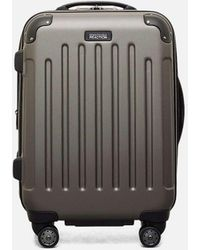 Kenneth Cole Renegade 20 Inch Expandable Upright Carry-on - Gray