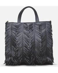 Kenneth Cole - Fringe Me Bag With Crossbody Strap - Lyst