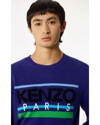 KENZO Paris Sweater - Blue