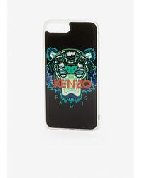 725262ce Iphone 8 Tiger Case - Black