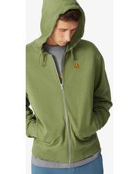 KENZO Kapuzensweatshirt Tiger-Crest - Grün