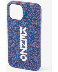 KENZO Hülle iPhone 12/12 Pro - Blau