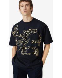 KENZO T-shirt oversize - Noir
