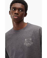 KENZO T-Shirt RE/ - Grau