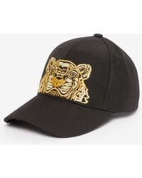 KENZO Canvas Tiger Cap 'exclusive Capsule' - Black