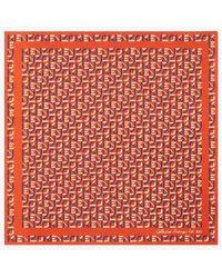 KENZO Bandana monogramme - Multicolore