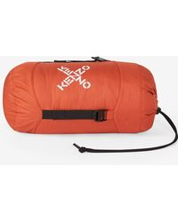 KENZO Packbare Reisedecke x VOITED - Orange