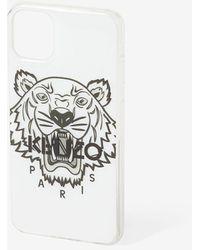 KENZO Hülle iPhone 11 Pro Max - Weiß