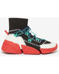 KENZO K-sock Sneakers - Multicolor