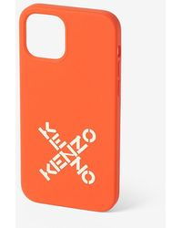 KENZO Hülle iPhone 12/12 Pro - Mehrfarbig