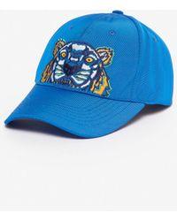 3cd2378563d22 KENZO Flying Tiger Caps for Men - Lyst