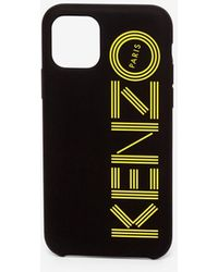 KENZO Coque iPhone XI Pro Logo - Multicolore