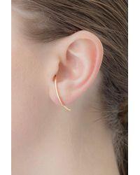 Hirotaka Bow Earring - Multicolor
