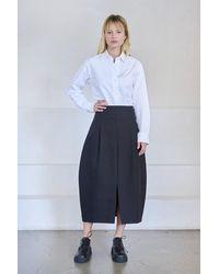 Studio Nicholson Reyna Skirt - Blue