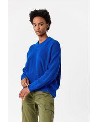 Kowtow Workroom Sweater - Blue