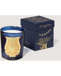 Cire Trudon Ourika Les Belles Matieres Scented Candle - Blue