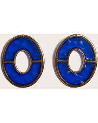 Lizzie Fortunato Blue City Earrings