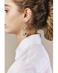 Sophie Buhai - Silver Maryam Earrings - Lyst