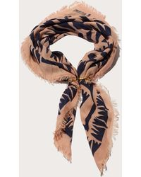 Lizzie Fortunato Arrows Scarf With Slider - Multicolor