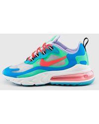 Nike Rubber Air Max 270 React Sneaker Lyst