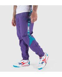 Diadora Mvb Track Pants - Purple