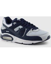 where can i buy nike air max command trainers marine blau