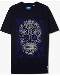 Kiikii Osaka Kiikii® Transcend Death Tee - Blue