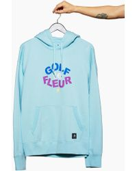Converse | X Golf Le Fleur Pullover Hoodie Clearwater | Lyst
