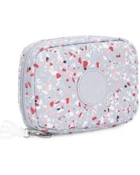 Kipling Small Jewellery Pouch With Organisation Compartments - Multicolour