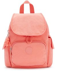 Kipling City Pack Mini Backpack - Pink