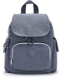 Kipling City Pack Mini Backpack - Grey