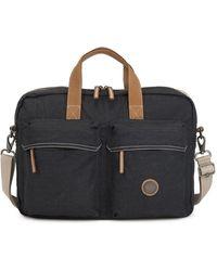Kipling Working Bag With Laptop Protection - Grey