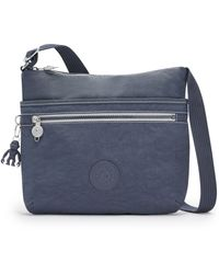 Kipling Shoulder Bag Across Body - Grey