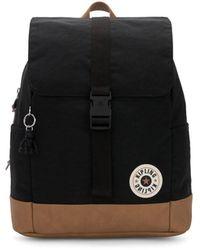 Kipling Medium Backpack With Adjustable Straps - Black