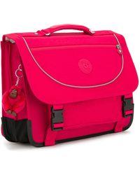Kipling - Medium Schoolbag Including Fluro Rain Cover - Lyst