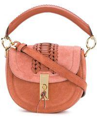 Altuzarra   Ghianda Top Handle Mini Bag   Lyst