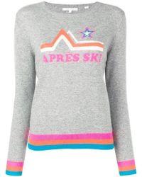 Chinti & Parker - Après Ski Knitted Sweatshirt - Lyst