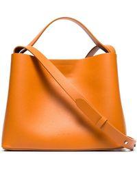 Aesther Ekme Mini Sac Tote Bag - Orange