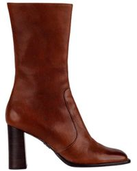 Brother Vellies Lauryn Boot - Brown