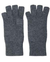 Khaite Kai Cashmere Glove - Gray