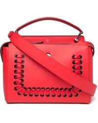 Fendi - Fashion Show Dotcom Bag - Red - Lyst