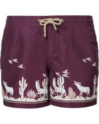 Thorsun - Coyote Board Short - Lyst