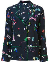 Mira Mikati - Printed Pajama Set - Lyst