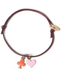 Titlee - Play Cards Bracelet - Lyst