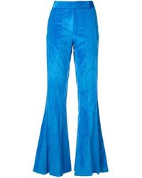 Rosie Assoulin - Flared Trousers - Lyst
