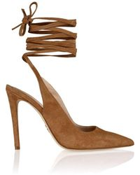 Brother Vellies Ribbon Pump - Multicolor