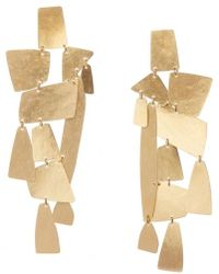 Annie Costello Brown - Mika Xl Geometric Earrings - Lyst