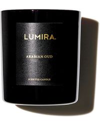 Lumira Arabian Oud Candle - Black