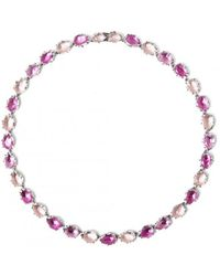 Larkspur & Hawk - Caterina Riviere Necklace - Lyst