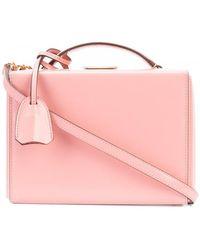 Mark Cross - Mini Grace Box Bag - Lyst